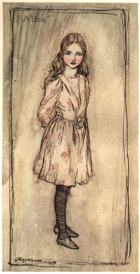 Alicia en el pais de las maravillas, ilustraciones
